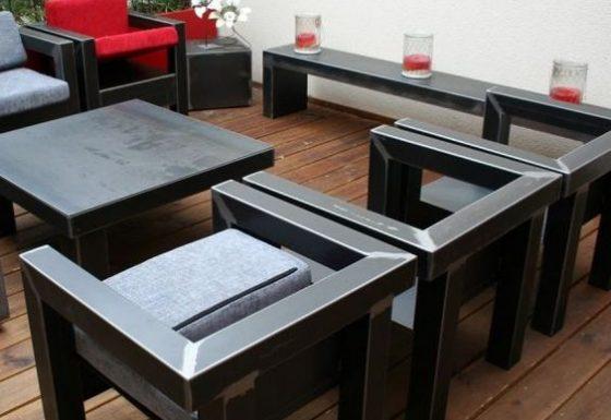 Комплект уличной мебели Ситула