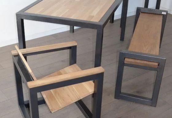 Комплект уличной мебели Апекс