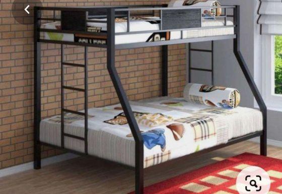 Кровать двухъярусная Серкс