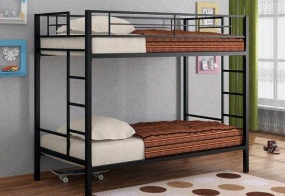 Кровать 2х ярусная Бурги