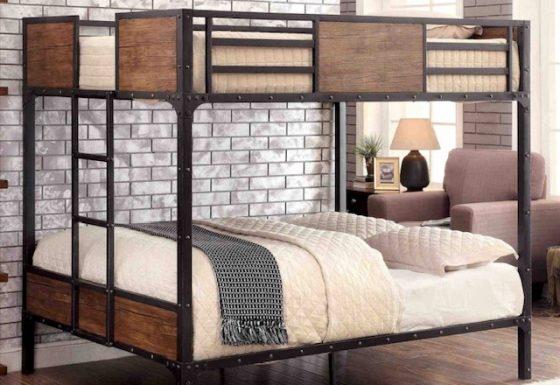 Кровать 2х ярусная Юнкос