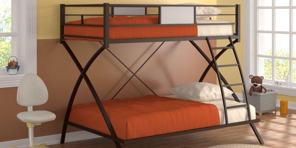 Кровать 2х ярусная Сантония