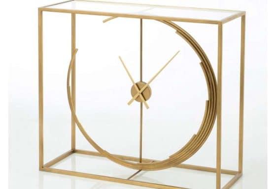 Консоль Часы